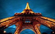 France-menu