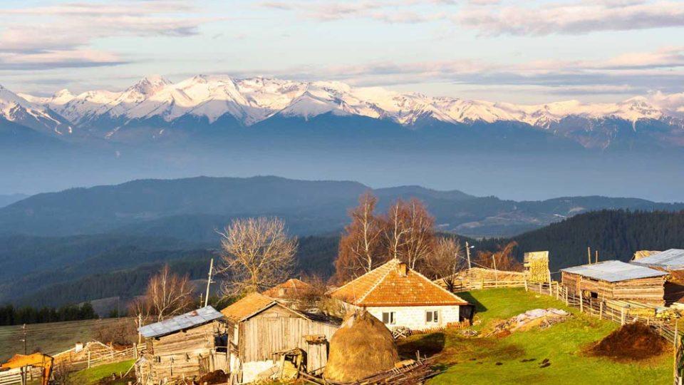 Paysage Bulgarie