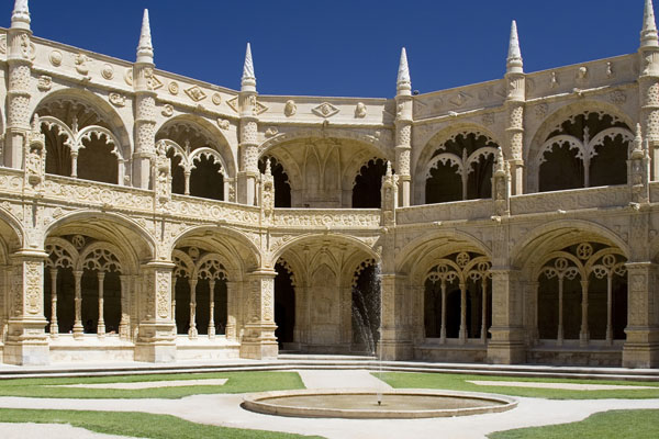 Lisbonne monastère jeronimos