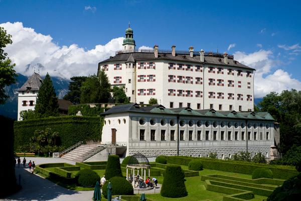 autriche-innsbruck-chateau-ambras