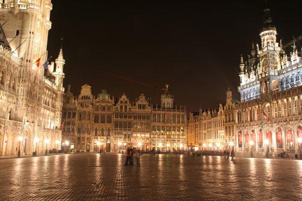 belgique-bruxelles-grand-place